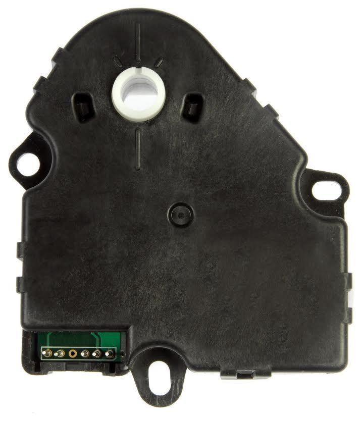 blend door actuator draining battery