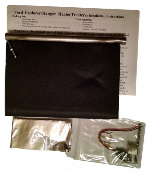 Ford explorer 39 95 39 02 heatertreater for 02 explorer blend door fix